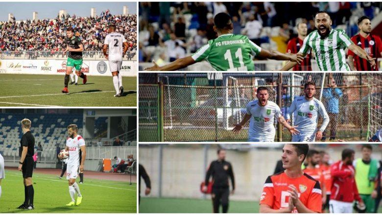 Top shënuesit në Ipko Superligë, pesë futbollistë ndajnë pozitën e parë