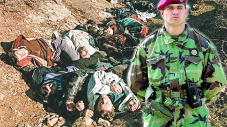 """""""Kuriri"""" serb: Njësia Speciale serbe e kreu masakrën në Reçak"""
