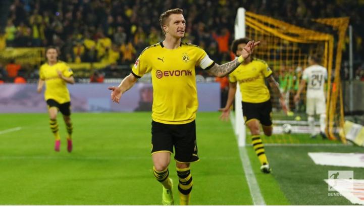 Reusi i siguron firoren Dortmundit