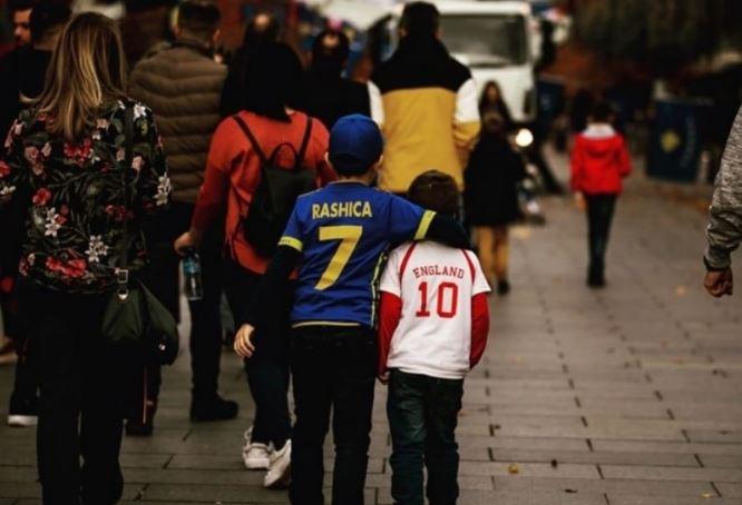 BBC: Sikur futbolli të kishte më tepër tifozë si kosovarët