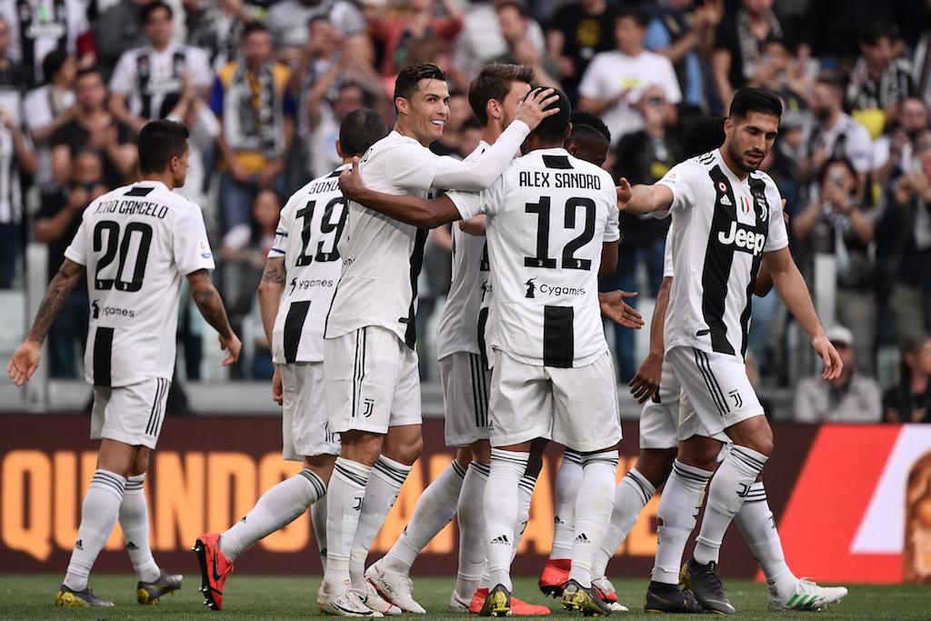 Ronaldo shënon një supergol në ndeshjen kundër Parmës