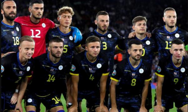Kjo pritet të jetë lista e lojtarëve të Kosovës për ndeshjet kundër Çekisë dhe Anglisë