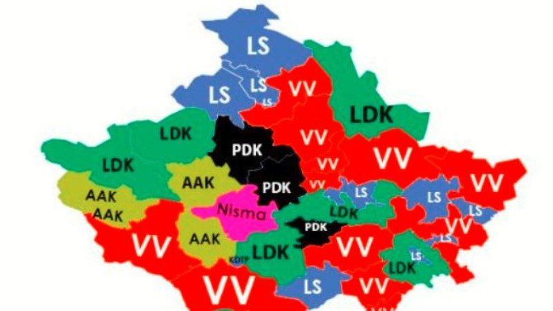 Ja nga cilat komuna vijnë deputetët e rinj të Kuvendit të Kosovës