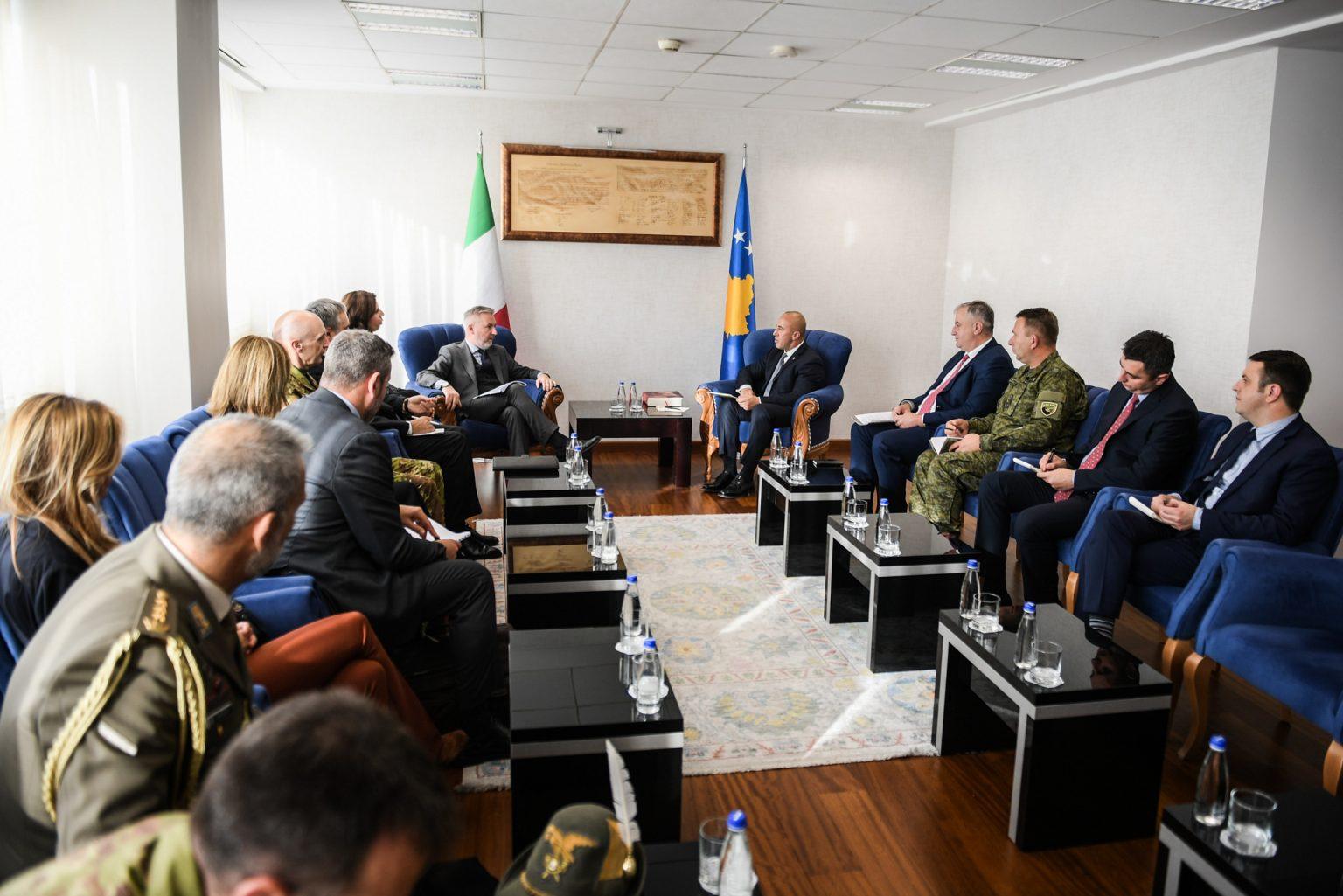 Italia e gatshme për partneritet të mirëfilltë me Kosovën