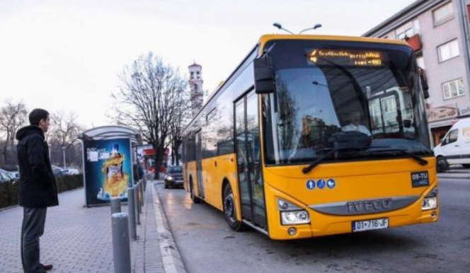 Prishtina do të blejë 30 autobusë elektrikë
