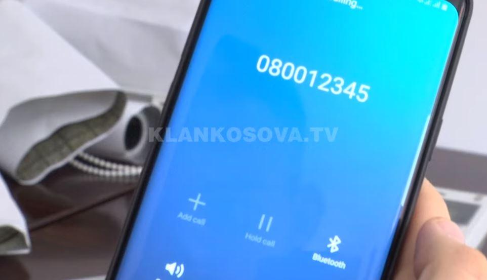 Linjë telefonike pa pagesë kundër vetëvrasjeve (VIDEO)