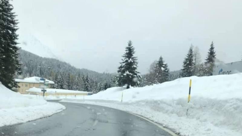 Bie bora e parë në Maqedoni, edhe nesër mot i acartë