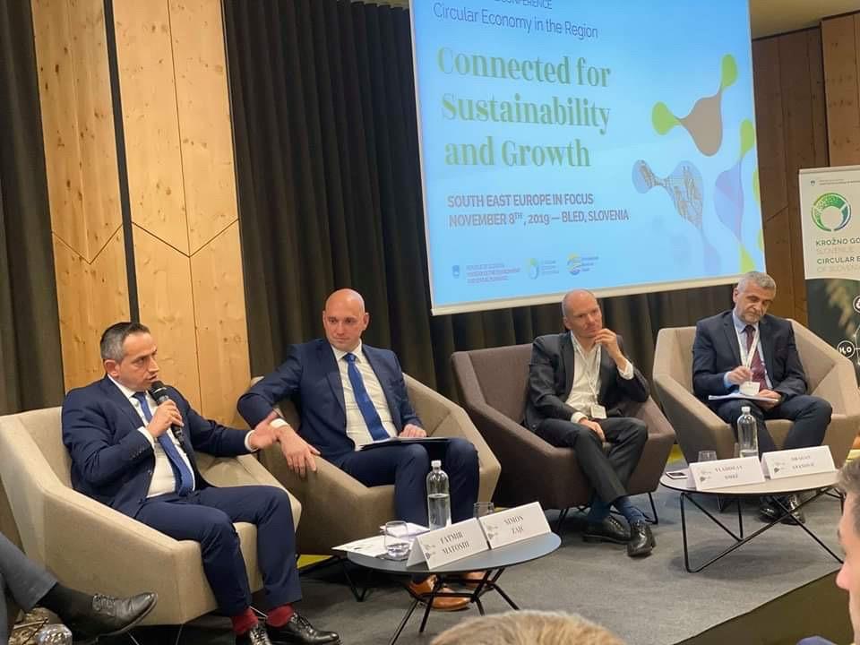 Matoshi në Slloveni: Kosova të jetë përfituese e fondeve mjedisor