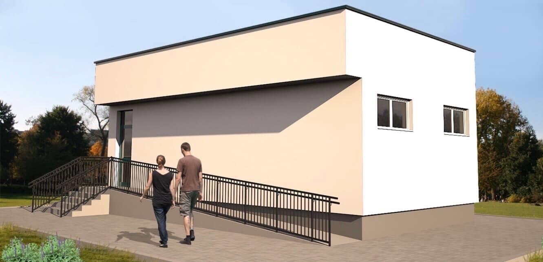 Nis ndërtimi i tualeteve publike në Ferizaj