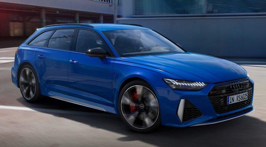 Audi feston 25 vjetorin e modeleve RS, prezanton përditësime unike- (FOTO)