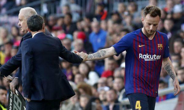 Rakitic kërkon negociata me Barcelonën për të ardhmen
