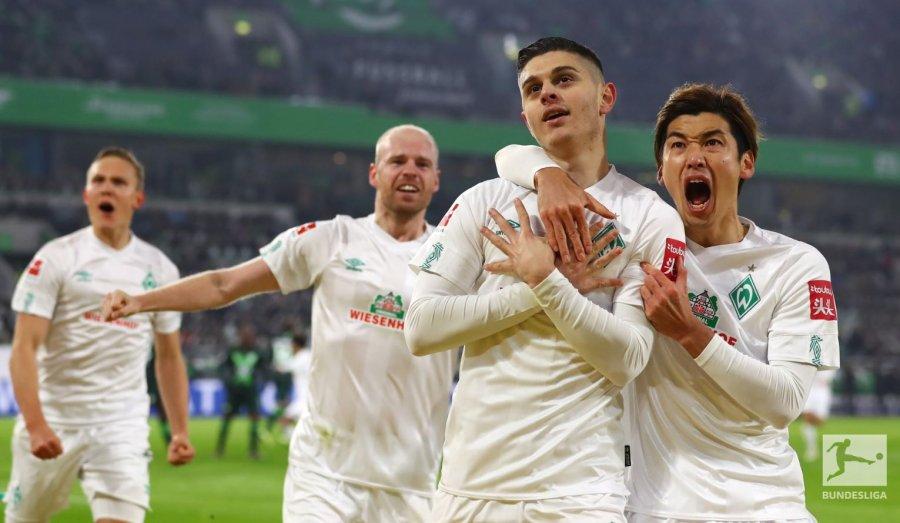A do të bëhet Rashica shitja më e shtrenjtë e Werderit