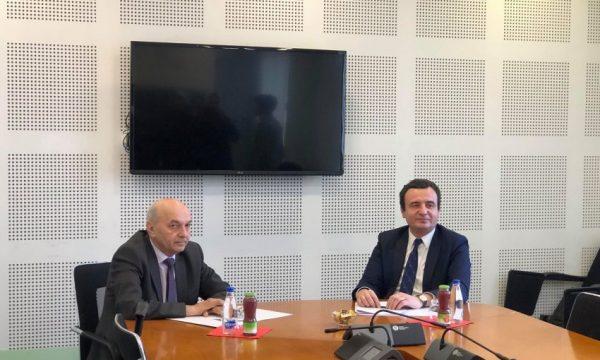 Si i la Ministria e Punëve të Brendshme pa arritur marrëveshje Albin Kurti me Isa Mustafën?