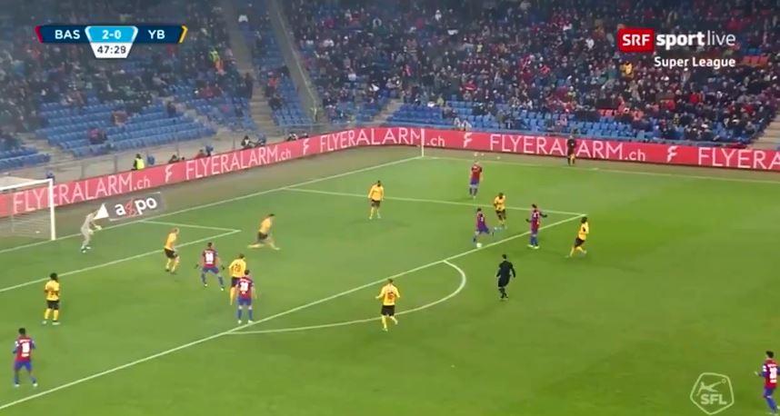I jashtëzakonshëm, i mrekullueshëm – Edon Zhegrova realizon një super gol