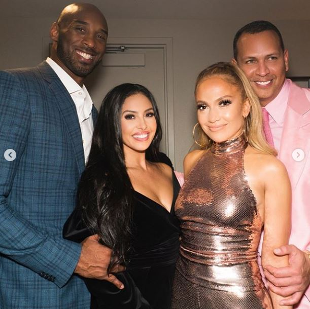 Jennifer Lopez me dedikim emocionues, pas vdekjes tragjike të Kobe Bryant!
