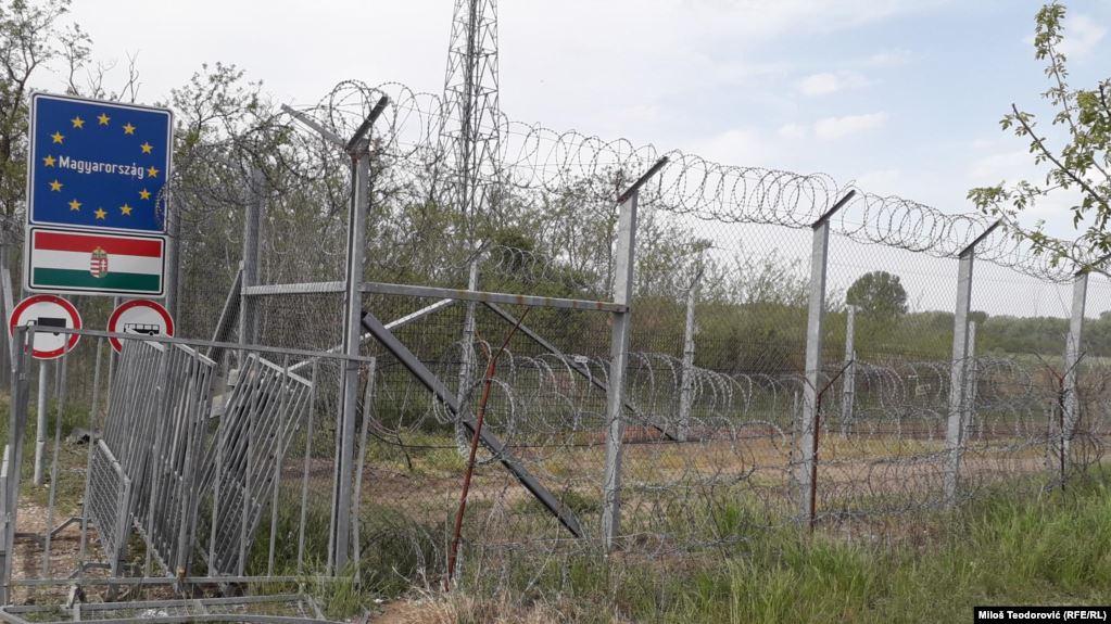 Incident me migrantë në kufirin Hungari-Serbi