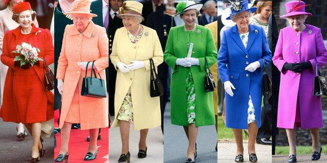 As nuk e di sa ka në gardërobë, e dini pse mbretëresha Elizabeth nuk vesh kurrë dy herë të njëjtat veshje?