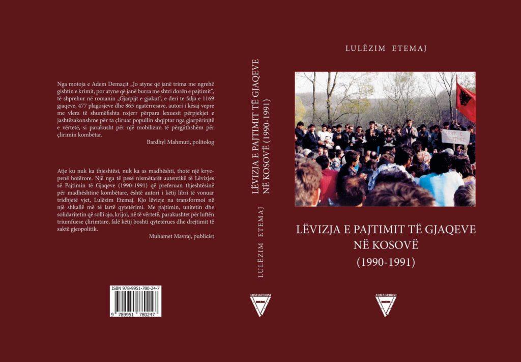 Monografi për Lëvizjen e Pajtimit të Gjaqeve