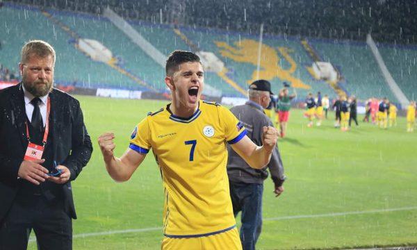 Rashica: Kualifikimi në Euro 2020 do të ishte arritja më e madhe për Kosovën