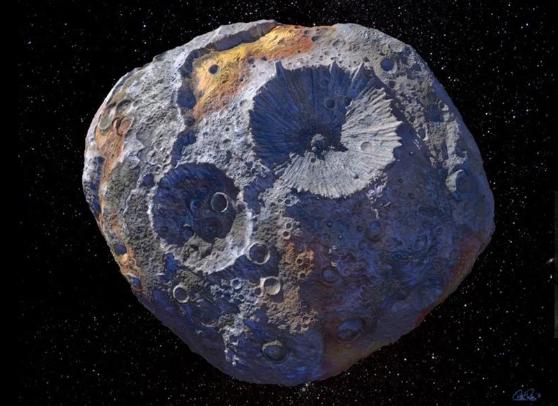 """NASA """"zbulon"""" asteroidin prej floriri, do bënte çdo njeri në Tokë milioner"""