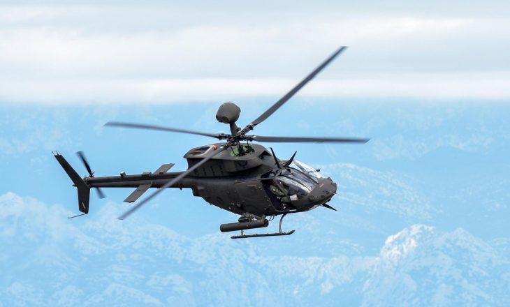 Rrëzohet një helikopter në Kroaci, ekuipazhi në kërkim