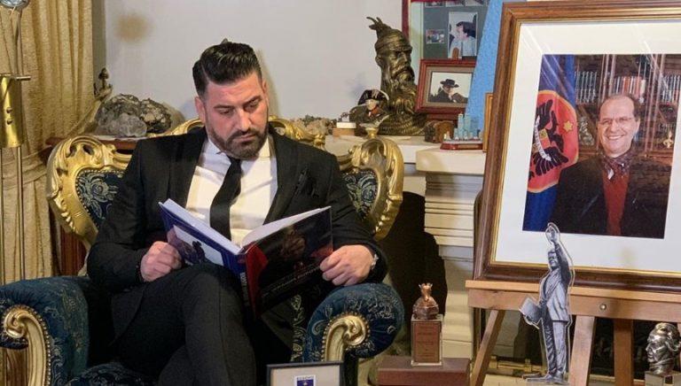 Meda publikon një pjesë të këngës së tij për Ibrahim Rugovën