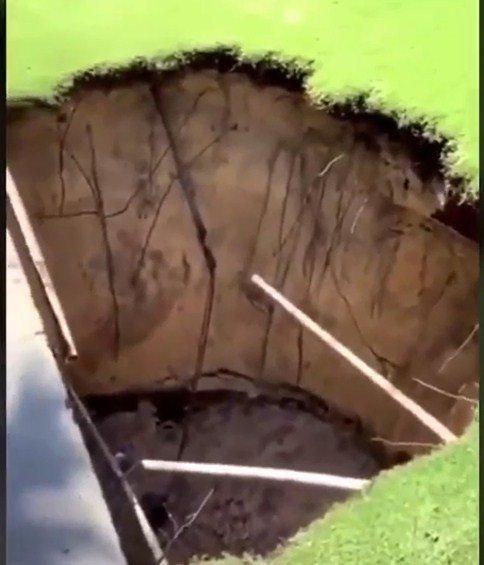 Tërmeti i Kubës në foto, gropa të mëdha në tokë dhe ushtria në terren