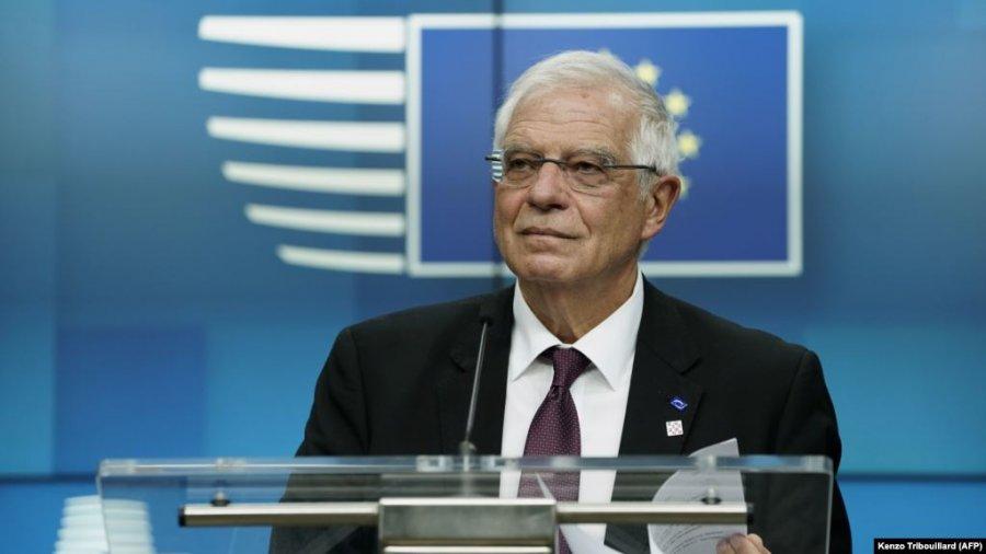Mediat serbe thonë se për takimin e të martës, Borelli do të konsultohet edhe me Presidentin Biden