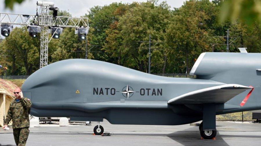 """""""Fajkoni Global"""", droni i ri spiun i NATO-s"""