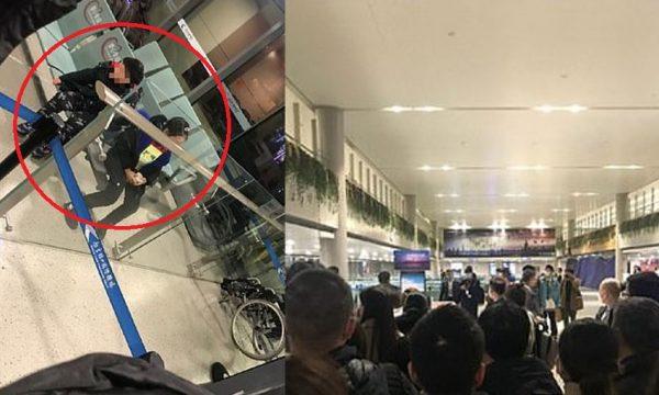 E dhimbshme: prindërit kinezë braktisin fëmijët në aeroport vetëm pse ishin me virus