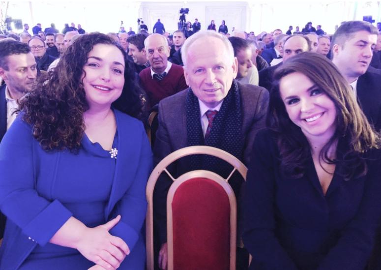 Rexhepi: Deputetët e LDK-së e mbështesin Vjosa Osmanin, koalicioni me VV-në brenda janarit