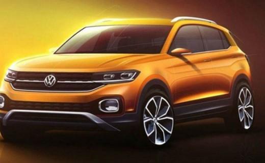Volkswagen prezanton crossoverin e ri në shkurt