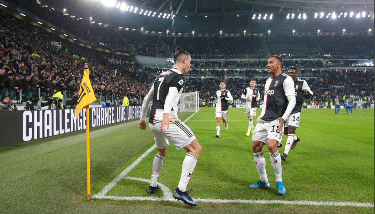Fiton Juventusi, kaq pikë largohet nga Interi