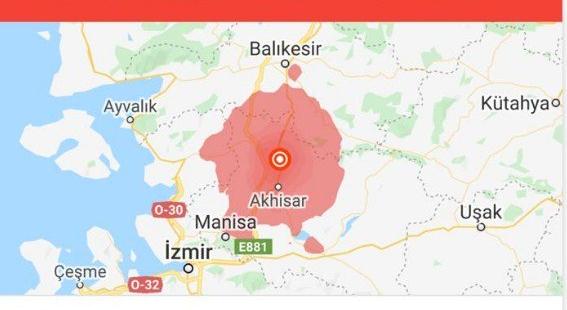 Tërmeti i fortë shkund Turqinë, ja sa ishte magnituda