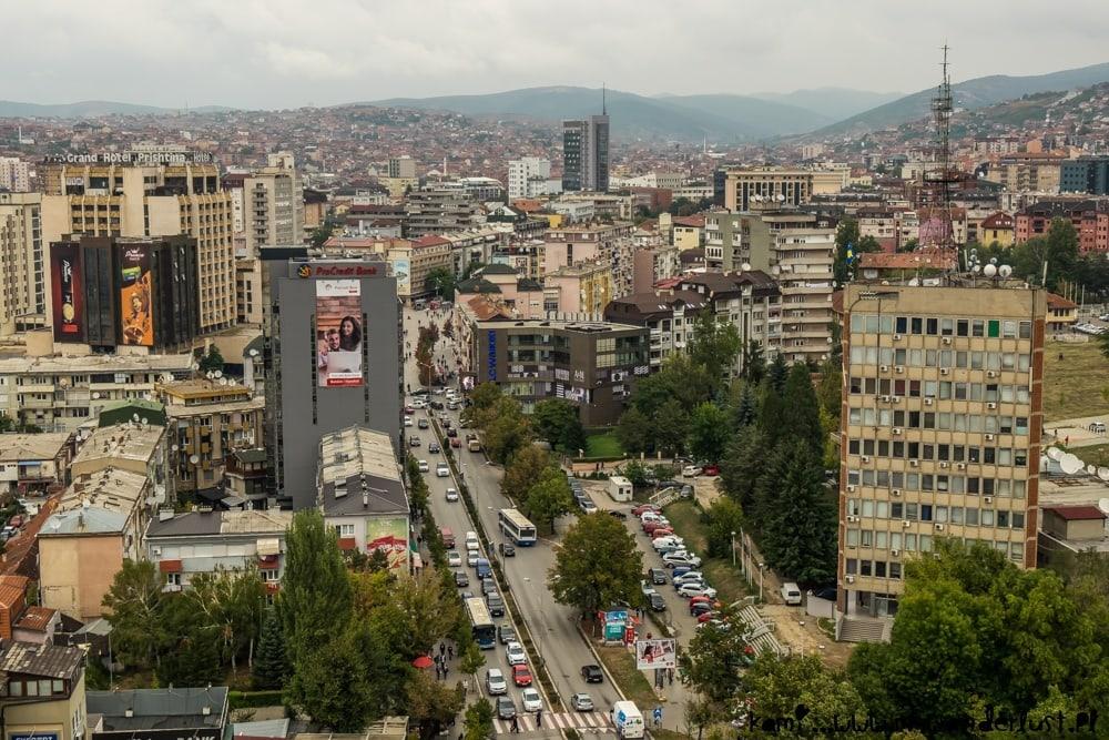 Pesë të lënduar në një aksident komunikacioni në rrugën Prishtinë-Gjilan