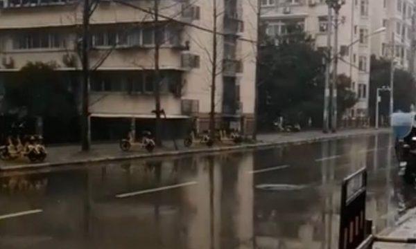 Qyteti kinez ku ka rënë virusi tash është shndërruar në fantazmë