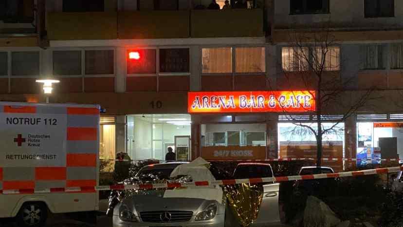 Mbi tetë të vrarë nga të shtënat në dy shisha-bare në Gjermani