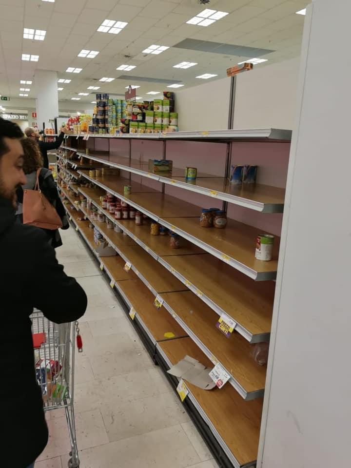 """""""Po zbrazet gjithçka"""" – Flet kosovari nga zona e prekur e koronavirusit në Itali"""