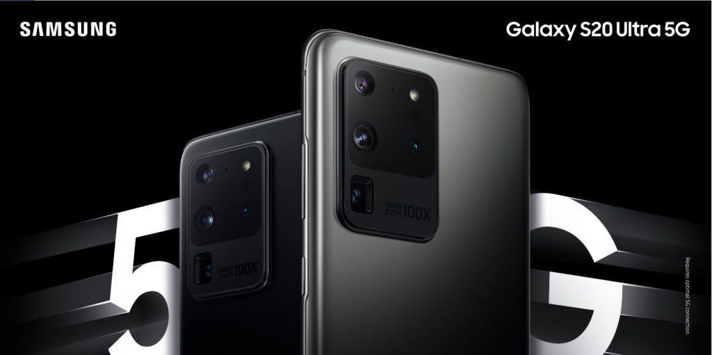 Samsung prezanton serinë e re Galaxy S20