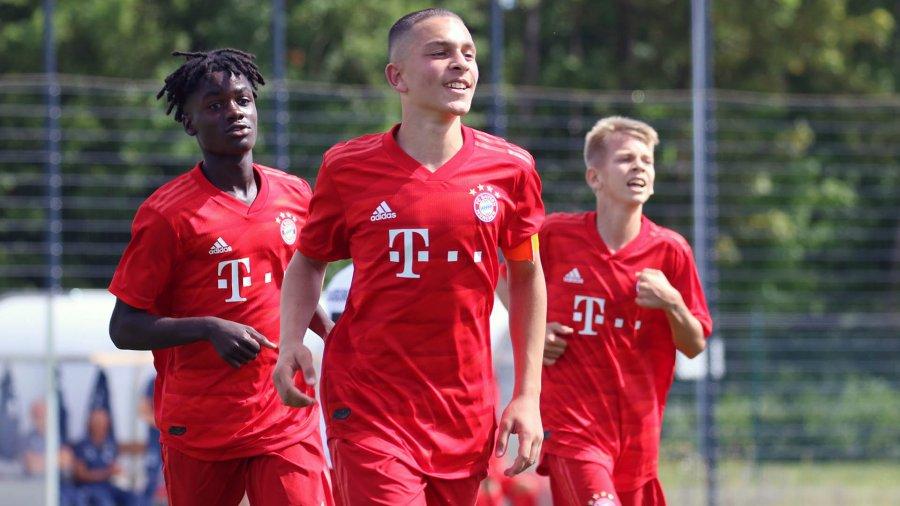 Ibrahimoviqi nga Kosova, po rritet te Bayerni