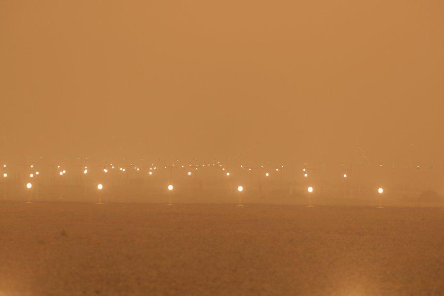 Ishujt Kanare në Spanjë ngufaten nga rëra e Saharës