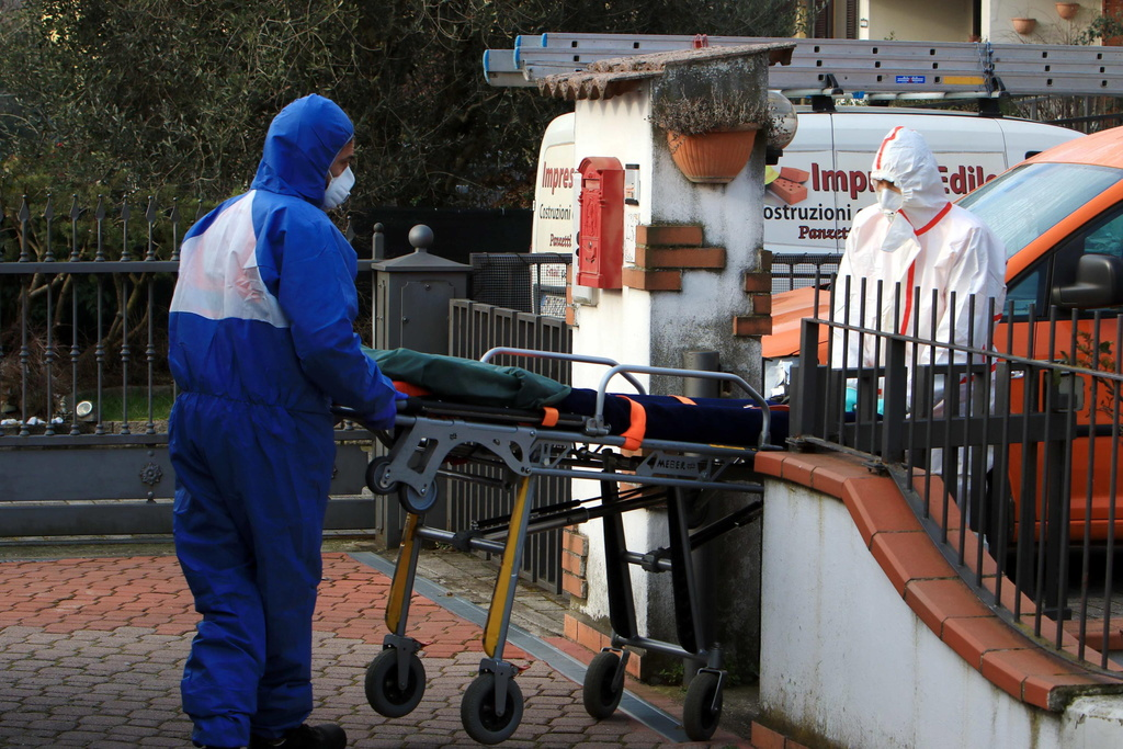 Rasti i tretë i vdekjes nga Koronavirusi në Itali