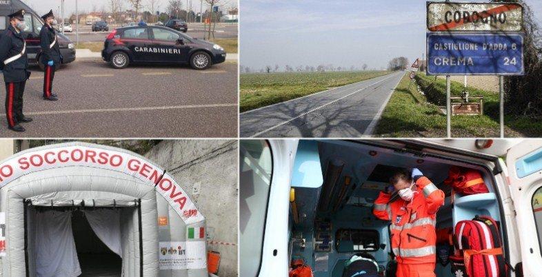 """Shkon në 6 numri i viktimave në Itali, 224 të prekur nga koronavirusi – aeroporti i Fierences """"rrethohet"""" nga ushtria"""