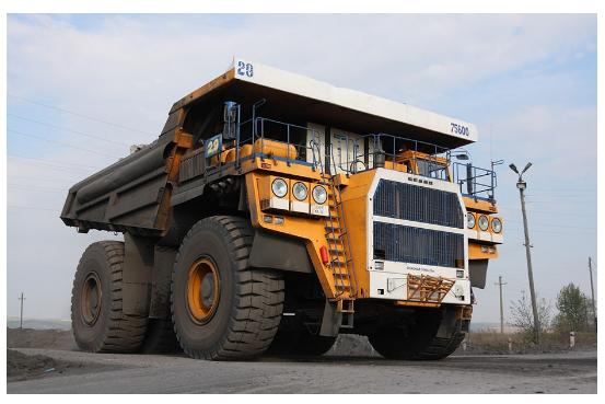 Ndërtohet kamioni elektrik më i madh në botë