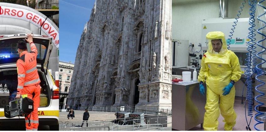Koronavirusi i merr jetën edhe një personi tjetër në Itali