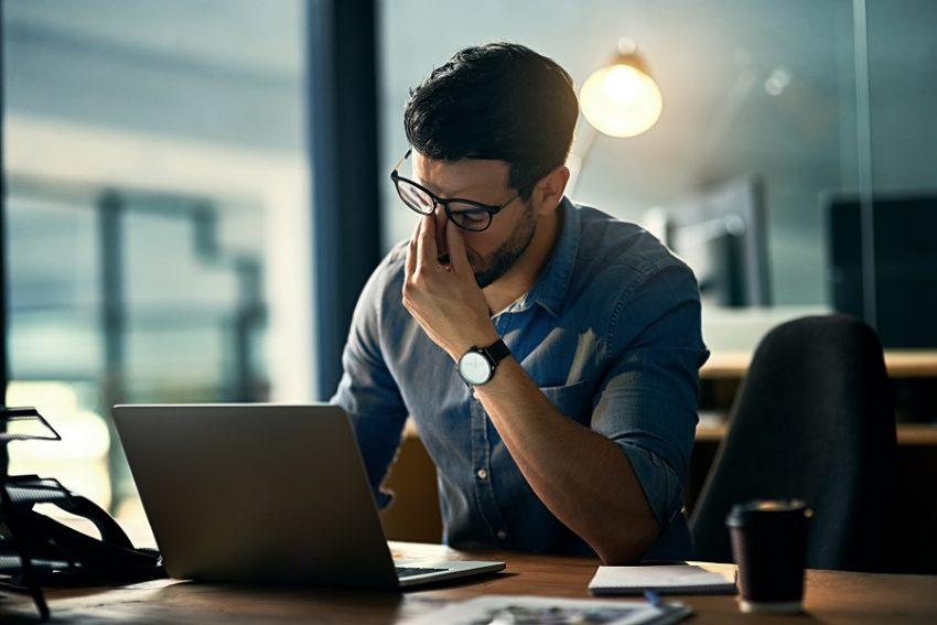 Mos u streso për punën kur nuk je në punë