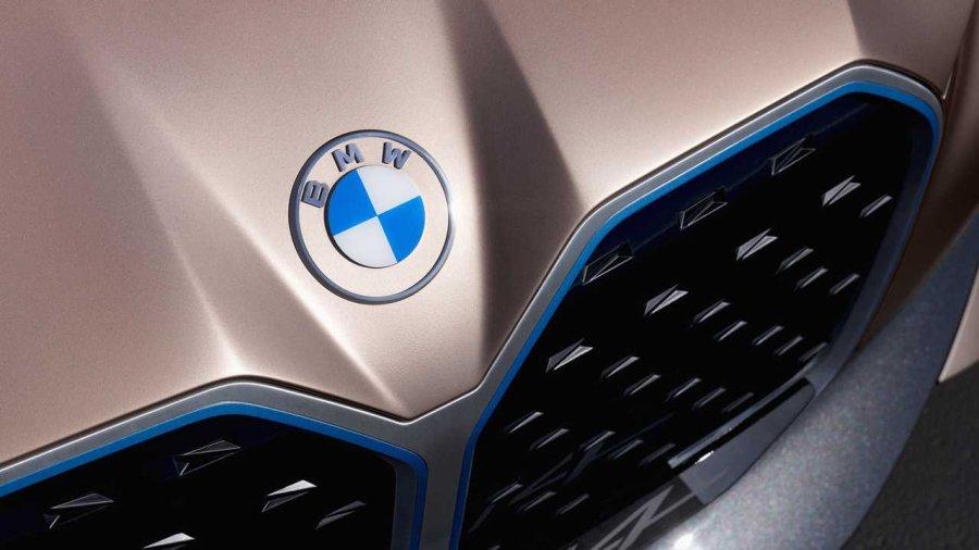 """BMW-ja prezanton logon e re për të shënuar """"kapitull të ri"""""""