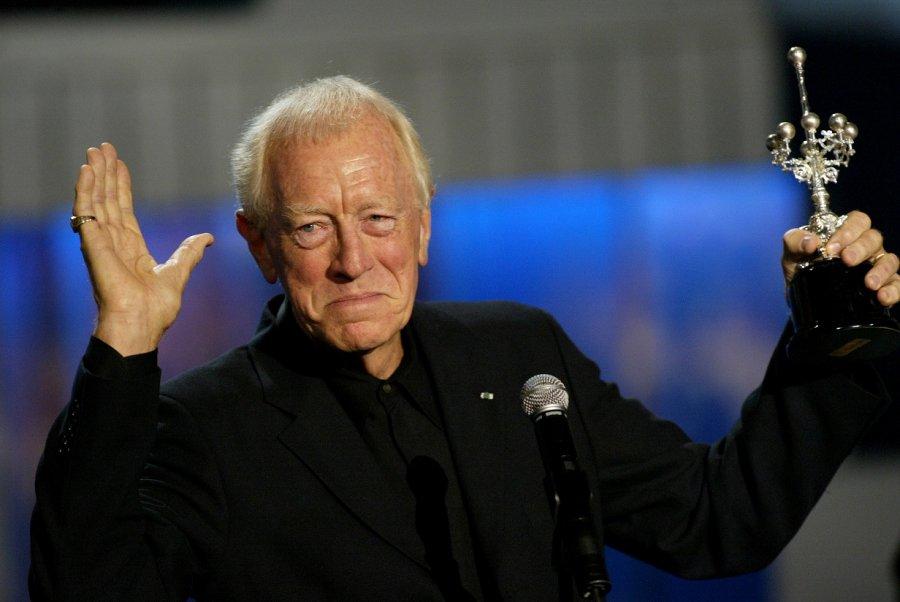 """Vdiq aktori Max Von Sydow, i njohur për rolin e priftit në """"The Exorcist"""""""