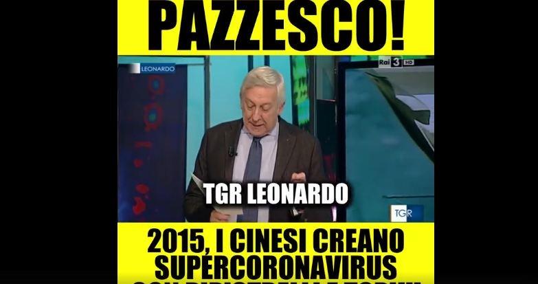 """""""Rreziku i super-virusit"""", Salvini nxjerr videon: Si po e prodhonin në laborator kinezët koronavirusin që në 2015-n"""