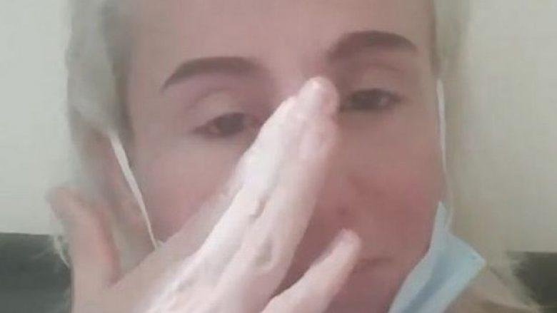 Gruaja e infektuar mes lotëve: Mendova se ishte thjesht një grip, por…